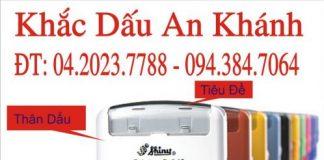 dịch vụ khắc dấu chữ ký tại Hà Nội