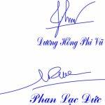 Công dụng tuyệt vời của con dấu chữ ký