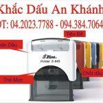 Dịch vụ khắc dấu tại An Khánh