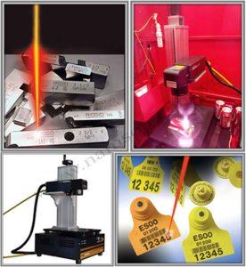 Công nghệ khắc dấu laser